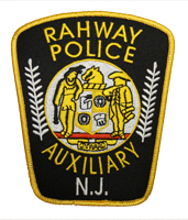 Police Auxiliary Patch