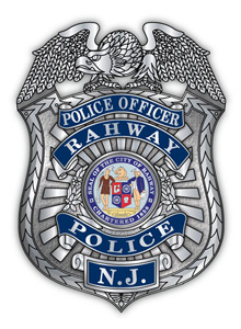 Rahway PD Badge